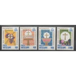 Vatican - 1985 - Nb 779/782