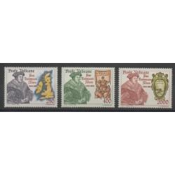 Vatican - 1985 - No 773/775