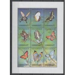 Mozambique - 2002 - No 1881/1889 - papillons