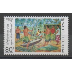 Wallis and Futuna - 1995 - Nb 472 - paintings