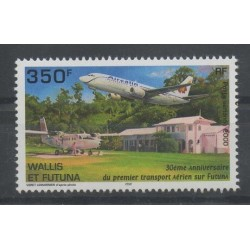 Wallis and Futuna - Airmail - 2000 - Nb PA 220 - planes