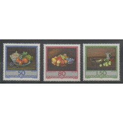 Liechtenstein - 1990 - No 931/933 - fruits