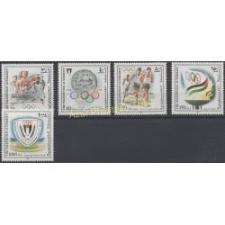 Palestine - 1996 - No 48/52 - Jeux olympiques d'été