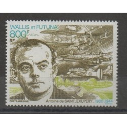 Wallis and Futuna - Airmail - 1994 - Nb PA 183 - planes