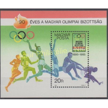 Hungary - 1983 - Nb BF 172 - Summer olympics