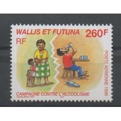 Wallis et Futuna - Poste aérienne - 1996 - No PA196 - santé ou croix-rouge