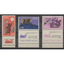 Israel - 1963 - Nb 238/240