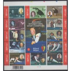 Belgique - 2006 - No 3488/3499 - Sport