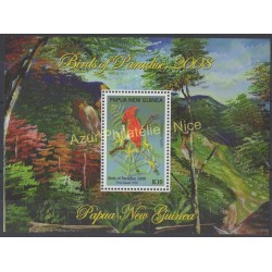 Papouasie-Nouvelle-Guinée - 2008 - No BF 51 - Oiseaux