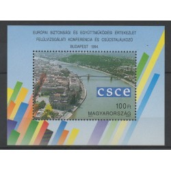 Hungary - 1994 - Nb BF 232 - bridges