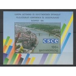 Hongrie - 1994 - No BF 232 - ponts