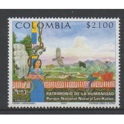 Colombie - 2001 - No 1149 - sites