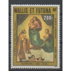 Wallis and Futuna - Airmail - 1983 - Nb PA 131 - paintings