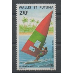 Wallis and Futuna - Airmail - 1983 - Nb PA 122 - various sports