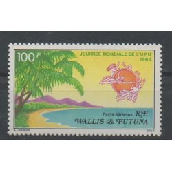 Wallis and Futuna - Airmail - 1983 - Nb PA 123