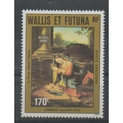 Wallis et Futuna - Poste aérienne - 1982 - No PA121 - peinture