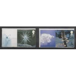 Grande-Bretagne - 2003 - No 2502a/2503a - Noël