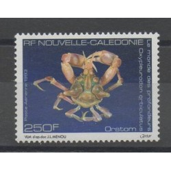 New Caledonia - Airmail - 1993 - Nb PA 307 - Sea life