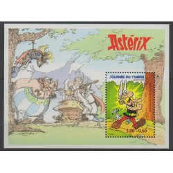 France - Blocks and sheets - 1999 - Nb BF 22 - Cartoons - Comics
