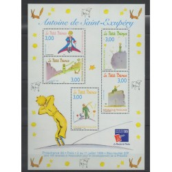 France - Blocks and sheets - 1998 - Nb BF 20 - Literature