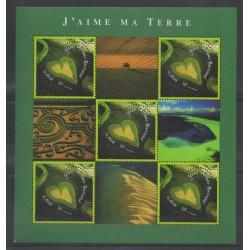France - Blocs et feuillets - 2002 - No BF 43 - Environnement