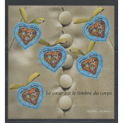 France - Blocks and sheets - 2001 - Nb BF 33 - Fashion