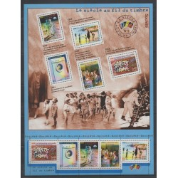 France - Blocks and sheets - 2000 - Nb BF 32 - Various Historics Themes