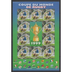 France - Blocks and sheets - 1999 - Nb BF 26 - Various sports