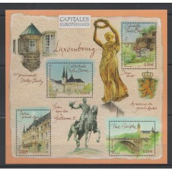 France - Blocks and sheets - 2003 - Nb BF 64 - Sites