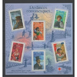 France - Blocks and sheets - 2003 - Nb BF 60 - Literature