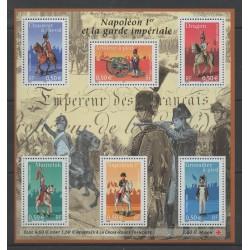 France - Blocks and sheets - 2004 - Nb BF 72 - Napoleon