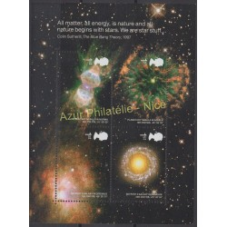 Great Britain - 2002 - Nb BF 18 - Space