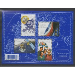 France - Blocks and sheets - 2008 - Nb BF 123 - Europe