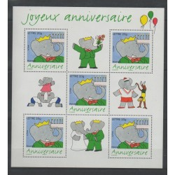 France - Blocks and sheets - 2006 - Nb BF 100 - Cartoons - Comics