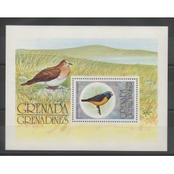 Grenadines - 1976 - No BF 17 - Oiseaux