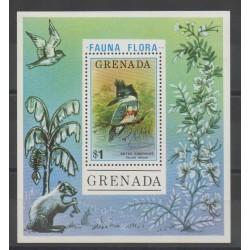 Grenade - 1976 - Nb BF 48 - Birds