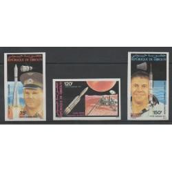 Djibouti - 1981 - Nb PA 150/PA 152 ND - Space