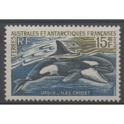 French Southern and Antarctic Territories - Post - 1969 - Nb 30 - Sea life
