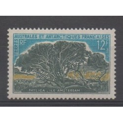 French Southern and Antarctic Territories - Post - 1969 - Nb 29 - Trees