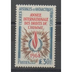 French Southern and Antarctic Territories - Post - 1968 - Nb 27
