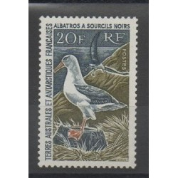 French Southern and Antarctic Territories - Post - 1968 - Nb 24 - Birds - mint hinged