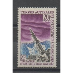 French Southern and Antarctic Territories - Post - 1967 - Nb 23 - Space