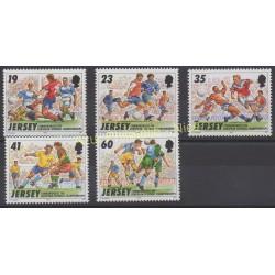 Jersey - 1996 - No 728/732 - Football
