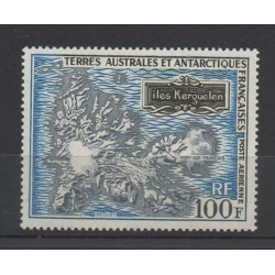 French Southern and Antarctic Lands - Airmail - 1970 - Nb PA 20 - Polar - mint hinged