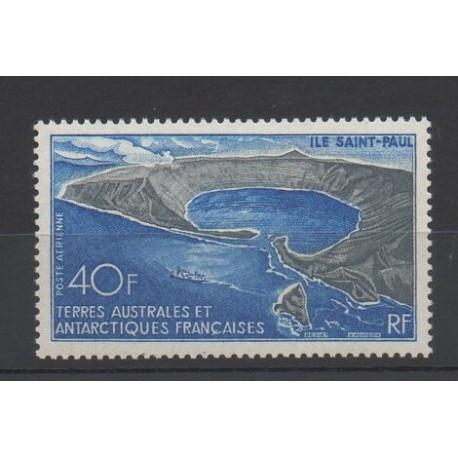 TAAF - Poste aérienne - 1969 - No PA17 - Polaire