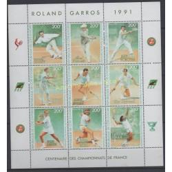 Côte d'Ivoire - 1991 - No 854/862 - Sport