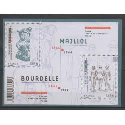 France - Blocks and sheets - 2011 - Nb F 4626 - Various Art