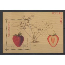 France - Blocks and sheets - 2011 - Nb F 4535 - Fruits