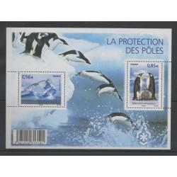 France - Blocs et feuillets - 2009 - No F 4350 - Environnement