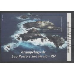 Brésil - 2014 - No BF 166 - Phares
